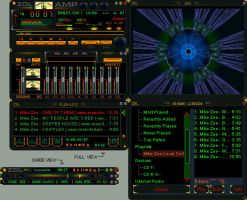 ZDL-AMP CLASSIC winamp2 and 5 by mikezee