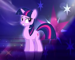 Twilight Sparkle Wallpaper by JedielDaniel