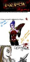 Repo The Genetic Opera Meme by kanna99
