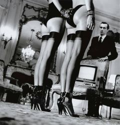 Helmut Newton by KidAnarchist1981