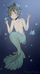 Mermaid Yama by Dark-Line-Adopts