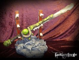 LARP weapon: Alcadizzar 2 by FantasyForgeLARP