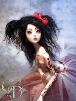 Roses are red..Ball jointed by cdlitestudio