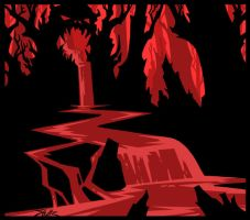 River of Blood by Jays-Doodles