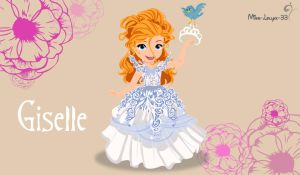 No-Disney Young Princess ~ Giselle by miss-lollyx-33