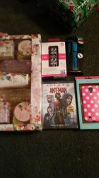 My Christmas Gifts :) by WinterMoon95