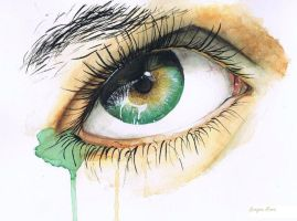 Eye Study 2 by not-quite-right