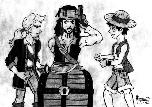 Pirates RRRR' Awesome by Paulofranq