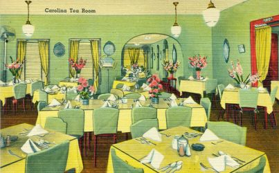 Vintage New Jersey - Southern Cooking At The Shore by Yesterdays-Paper