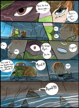 TMNT Frozen heart - Page 8 by Niva-Art