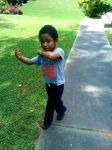 My Strong Little Man by Ellecia