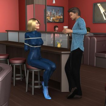 R-World: Singles Bar by DonKevinMartin
