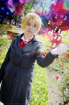 Pandora Hearts - Into the Abyss by Nami-Flowers