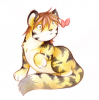 Tigerkitty by Vatina