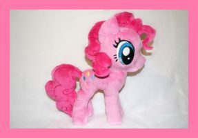 MLP: Pinkie Pie Plushie by MLPPlushies