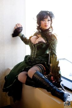 Original Steampunk by Yaya 5 by shiroin