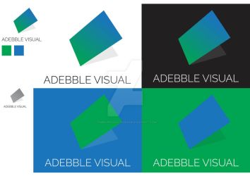 Adebble Visual Logo Concept by timmoproductions