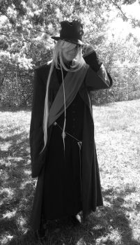 Undertaker Cosplay 2 AN 2014 by Paine77