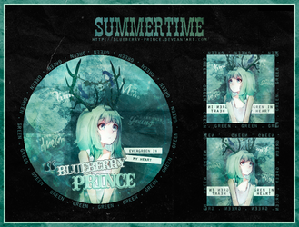 || Summertime by Blueberry-Prince || by Blueberry-Prince