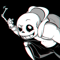 BAD TIME by Micchi-Draws