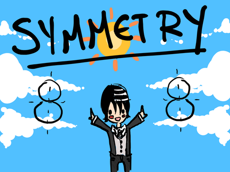 + SYMMETRY + by 36-May-36