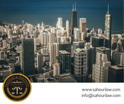 International Corporate Law Firms by SahouriLawFirm