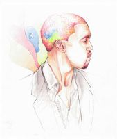 Kanye West COLOR by sipries