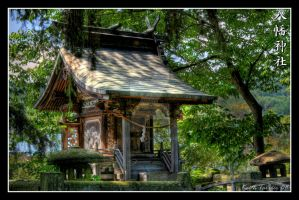 Hachiman Shrine 03 by Keith-Killer