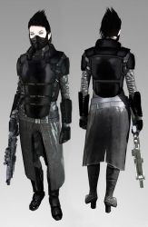 Syndicate Agent twins by bumhand