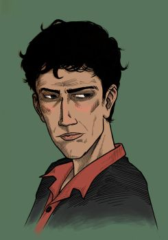 Dylan Dog by jolimint