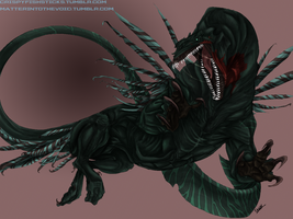 Collab: BeastOfOblivion by Cryptid-Horror