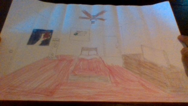 1 Point / 2 Point Room Project (unfinished) by LilTATMAN