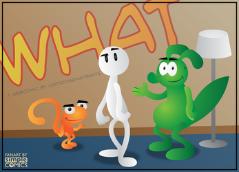 WHAT by simpleCOMICS