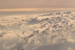Clouds from above 4 by dcheeky