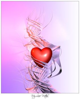 My Love Within by tonare