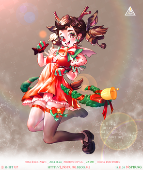 Rudolph by pt0317