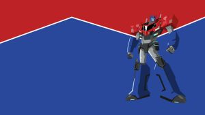 Transformers RID 2015 - Optimus Prime Minimalist by Xagnel95