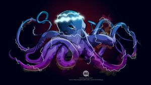 Octopus by awgvector
