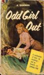 Odd Girl Out Cover 1957 by mandygirl78