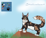 Stallionheart reference by Wolfskull1996