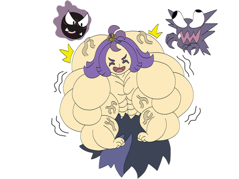 Ghostly Power! by BroozerPunch