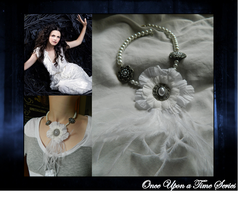 Once Upon a Time: Snow White Necklace by DOC-Ash1391