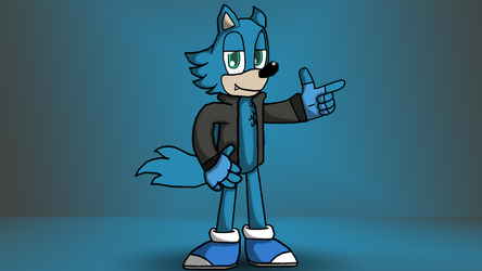 Wolf with style by AGKandphotomaker2000