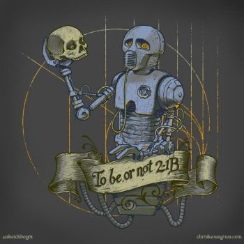 The Medical Droid: To be or not 2-1b... by sketchboy01