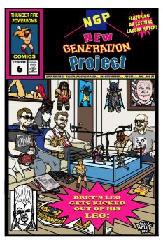 THE NEW GENERATION PROJECT PODCAST by brianbuster