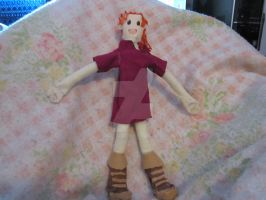 Arrietty plush by Freespirit81