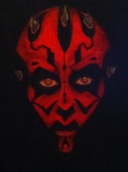 Darth Maul by Alexxh