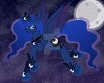 .:The Princess Of The Night:. by Kitistrasza