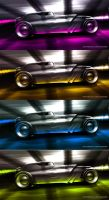 HotRod Colors by husseindesign