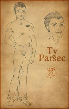 Ty Parsec study by Violette-Aner